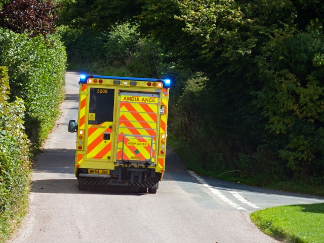 0 How to reduce rural ambulance waits