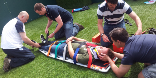 Standard Principles of Resuscitation & Trauma in Sport (SPoRTS) course